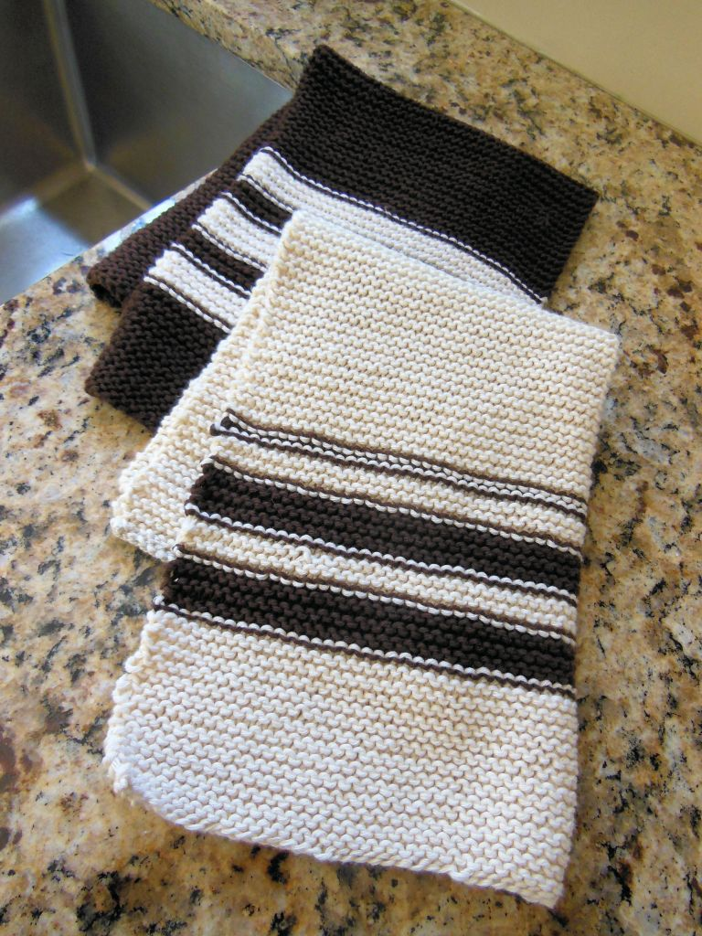 Dish towel set… – Peartree Knitting
