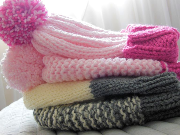 hats for charity – Peartree Knitting